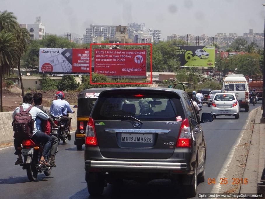 MAGARPATTA FLYOVER, Pune