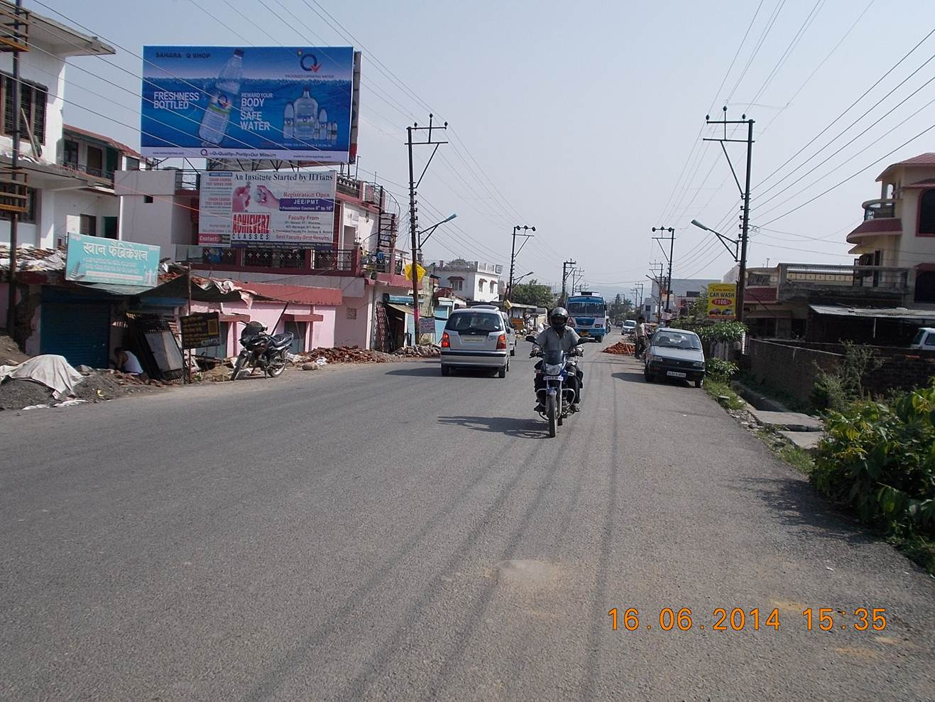 GMS Road, near Sai lok Appartments, Dehradun