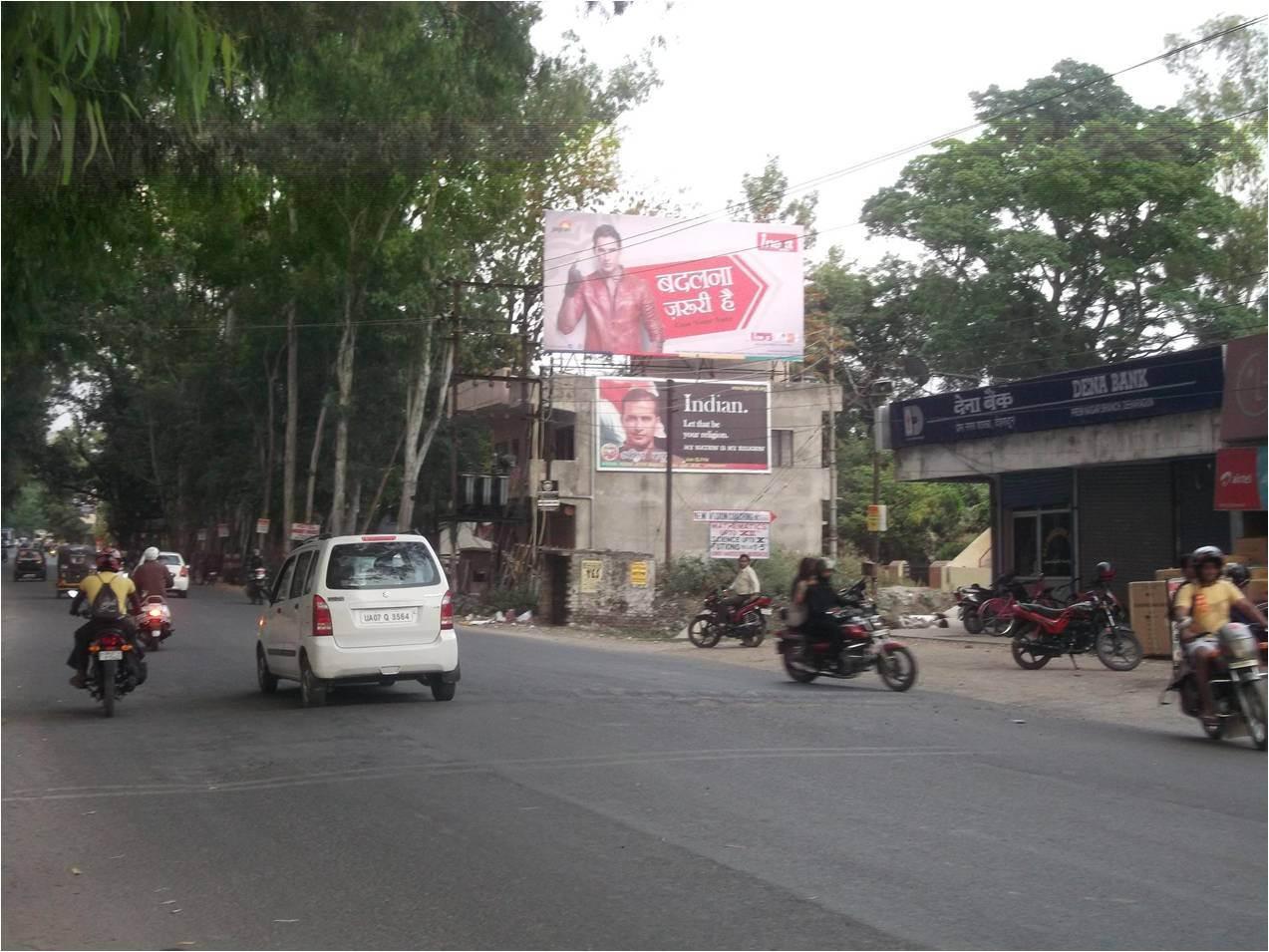 Chakrata Road, Near IMA, Dehradun