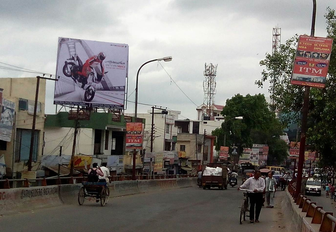 Minakshi Bridge, Aligarh