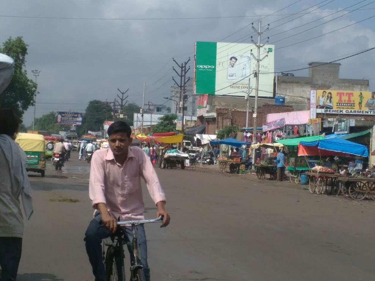 Quarsi Chauraha, Aligarh