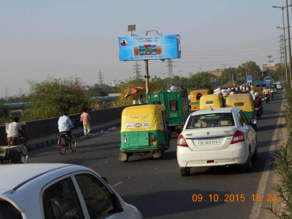 Khajuri Chowk, ISBT, New Delhi