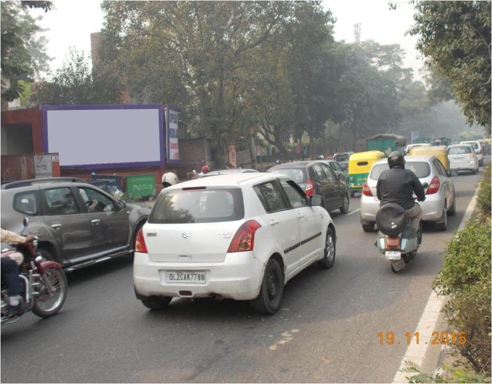 Delhi Gate, Ambedkar Stadium, New Delhi