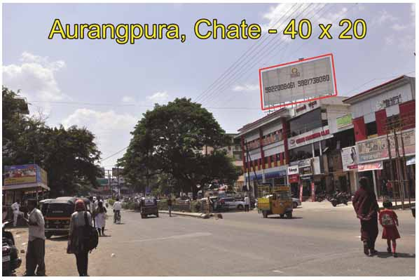 Aurangpura, Chate, Aurangabad