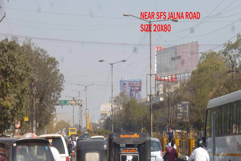Near SFS Jalna Rd, Aurangabad