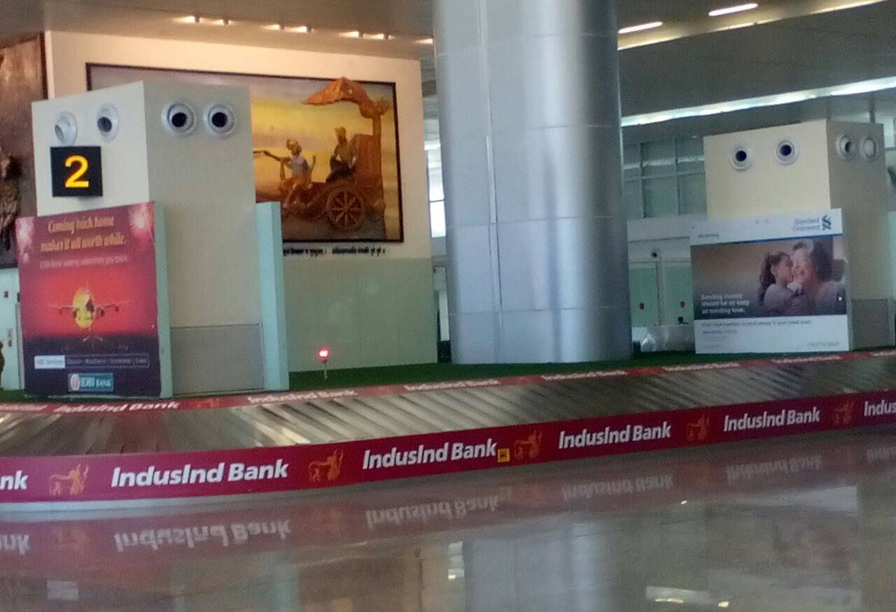 Airport Arrival, Chandigarh