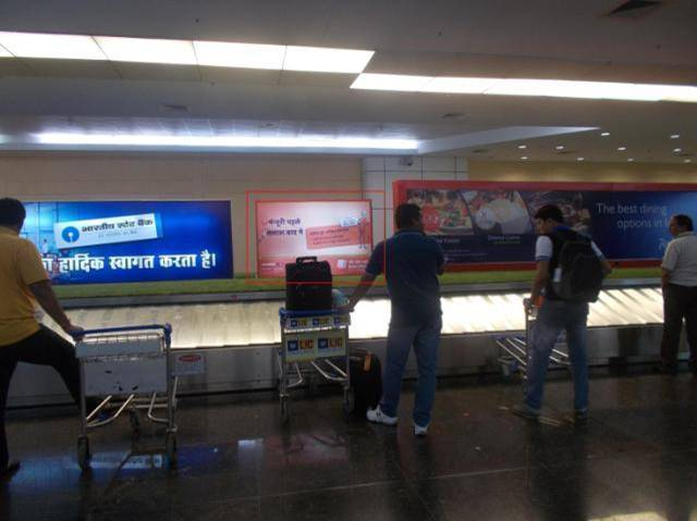 Arrival Hall Conveyor, Indore