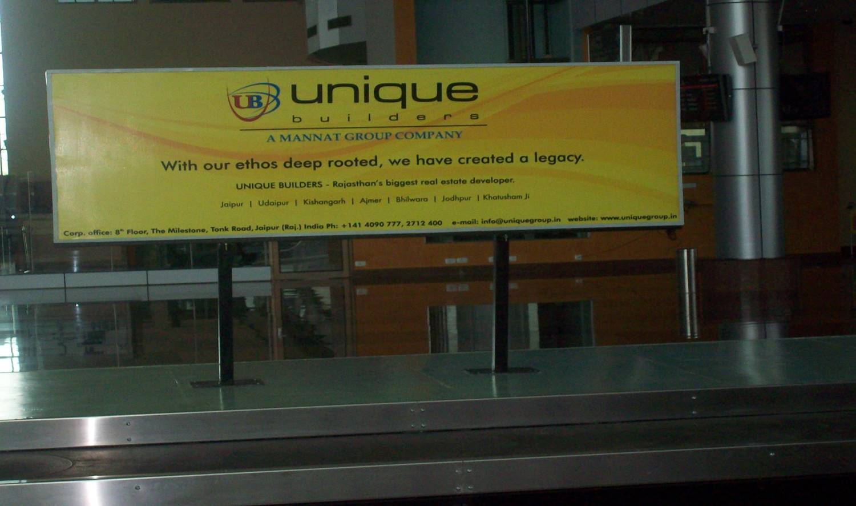 Arrival Conveyer Belt No 2, Udaipur