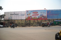Z.P. Ground, In Front of S.B. College