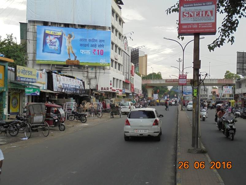 Zasi rani sq beside fortune mall, Nagpur