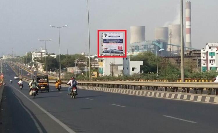 Manisha Nagar T-Point Rly Crossing, Nagpur