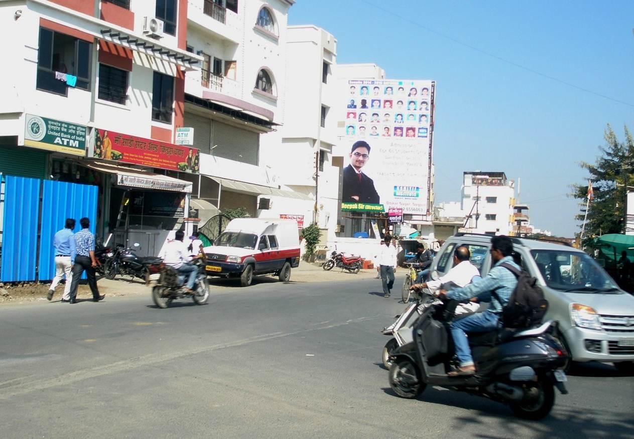 Manish Nagar area at purushottam super bazar, Nagpur