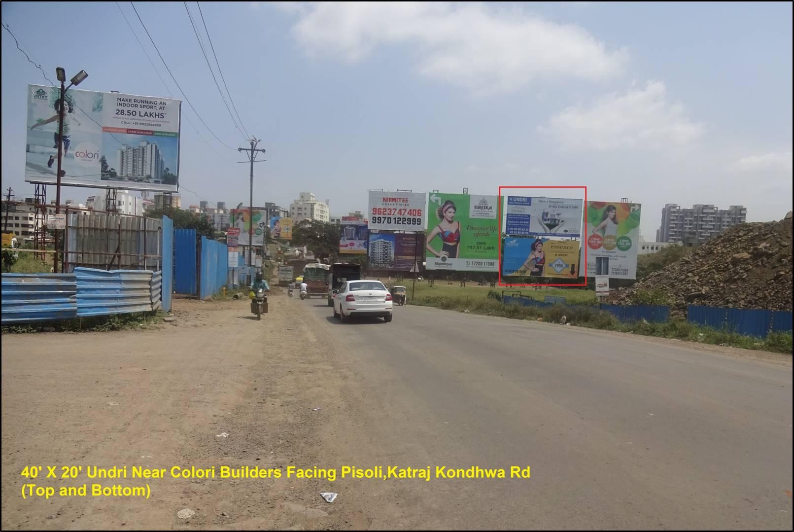 Near Calori Builders, Undri
