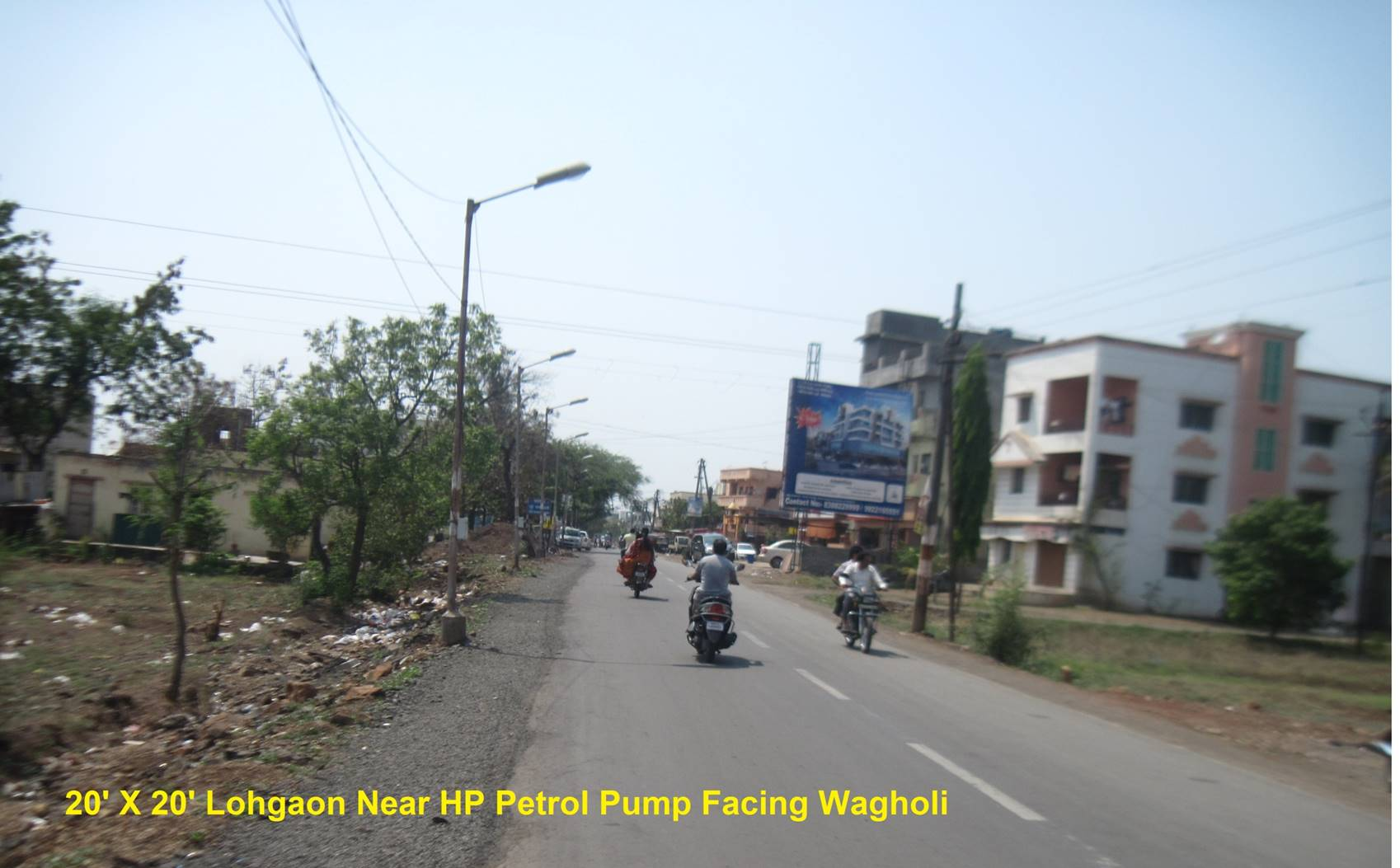 Lohagoan Near HP Petrol Pump, Undri