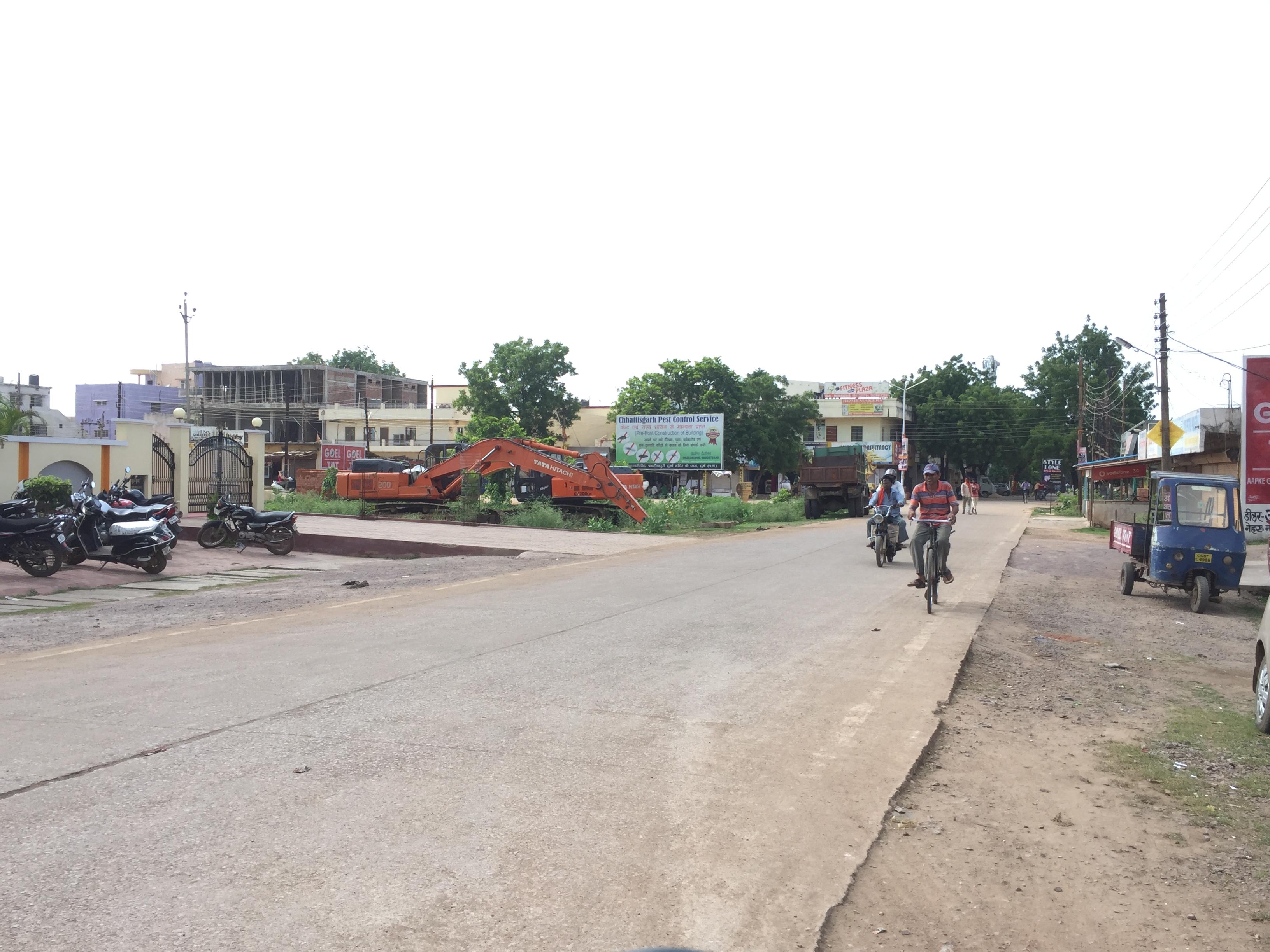 Nehru Nagar, Bhilai