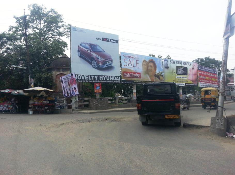 Hansli Bridge, Batala