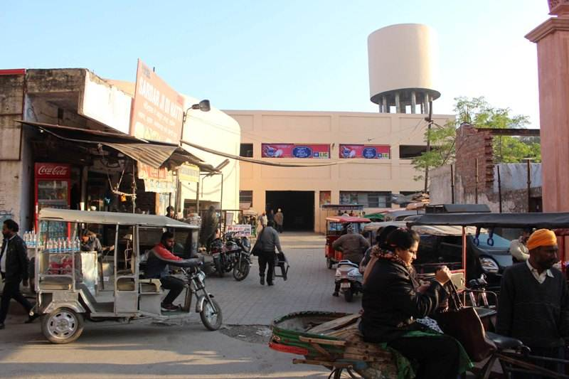Golden Temple MC Parking, Amritsar