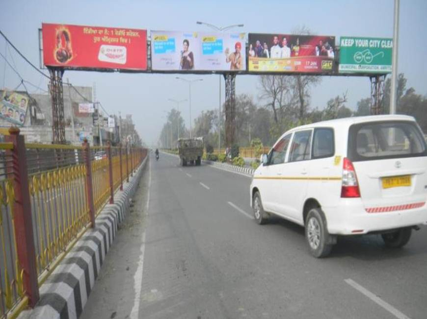 Airport road entry, Amritsar