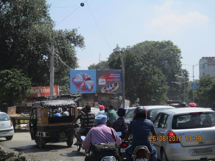Rialto chowk, Amritsar