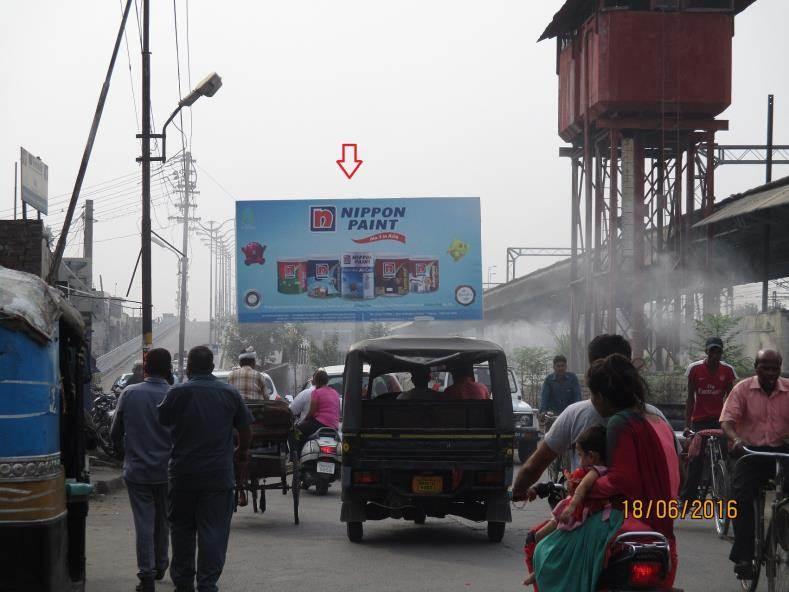 Railway station, Jalandhar