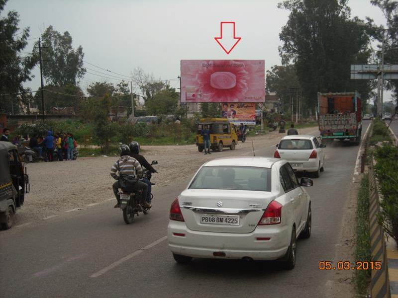 DAV college flyover, Jalandhar