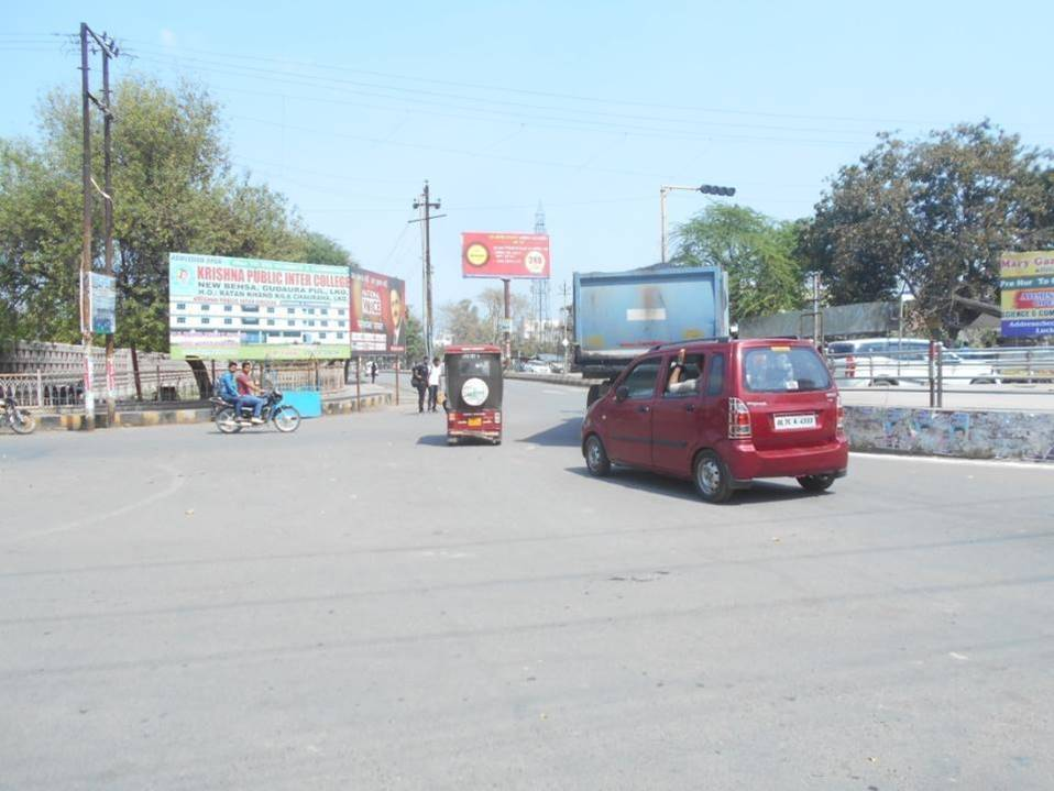 Qila Chauraha, Lucknow