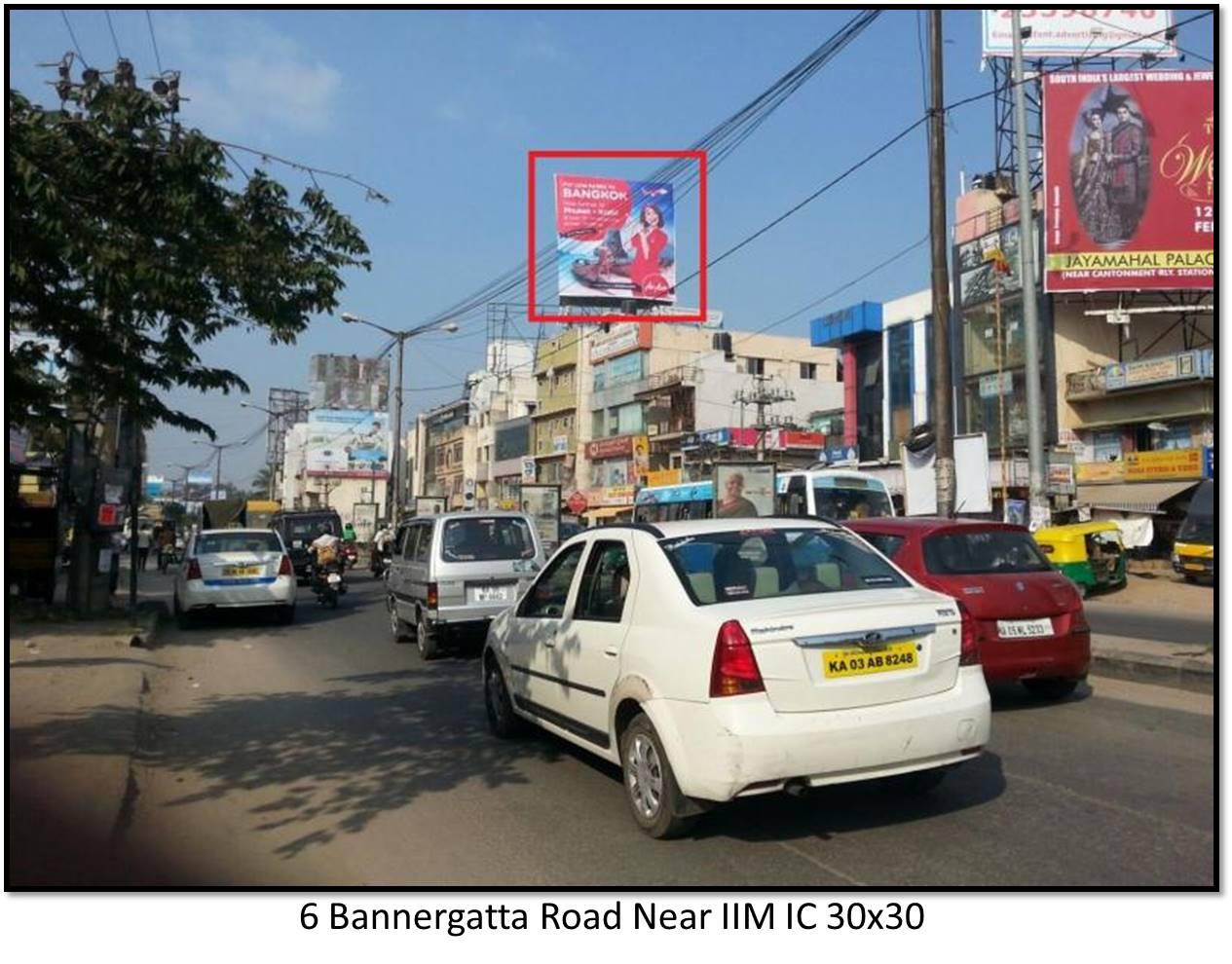 Bannergatta Road Near IIM, Bengaluru