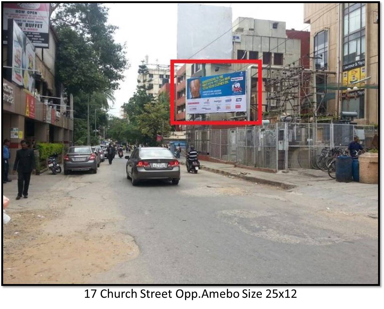 Church Street Opp.Amebo Size, Bengaluru