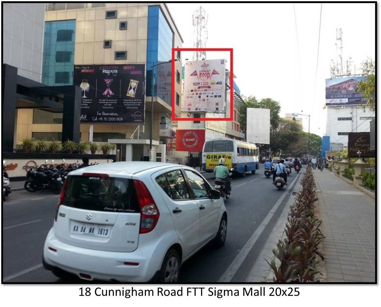 Cunnigham Road, Bengaluru