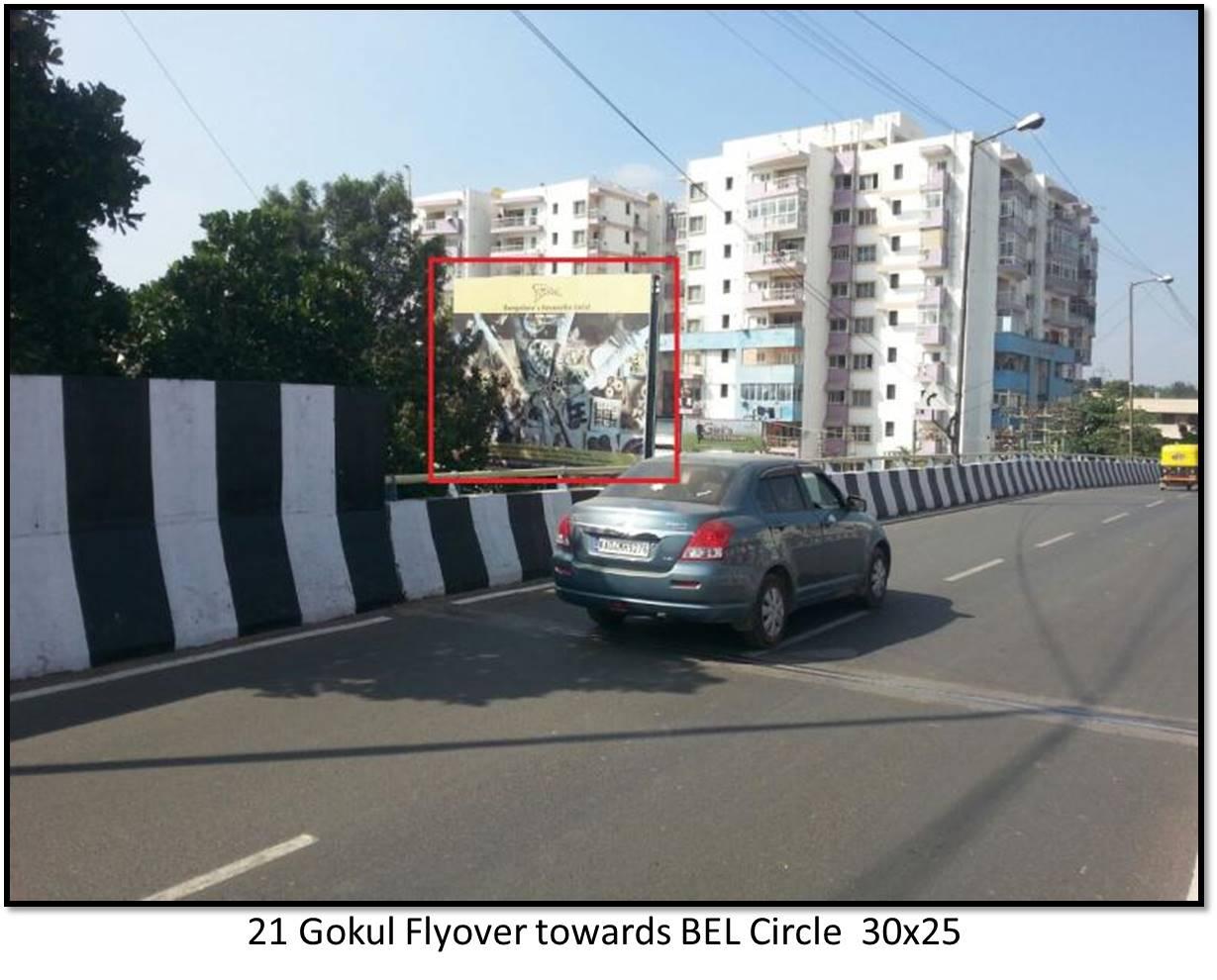 Gokul Flyover, Bengaluru