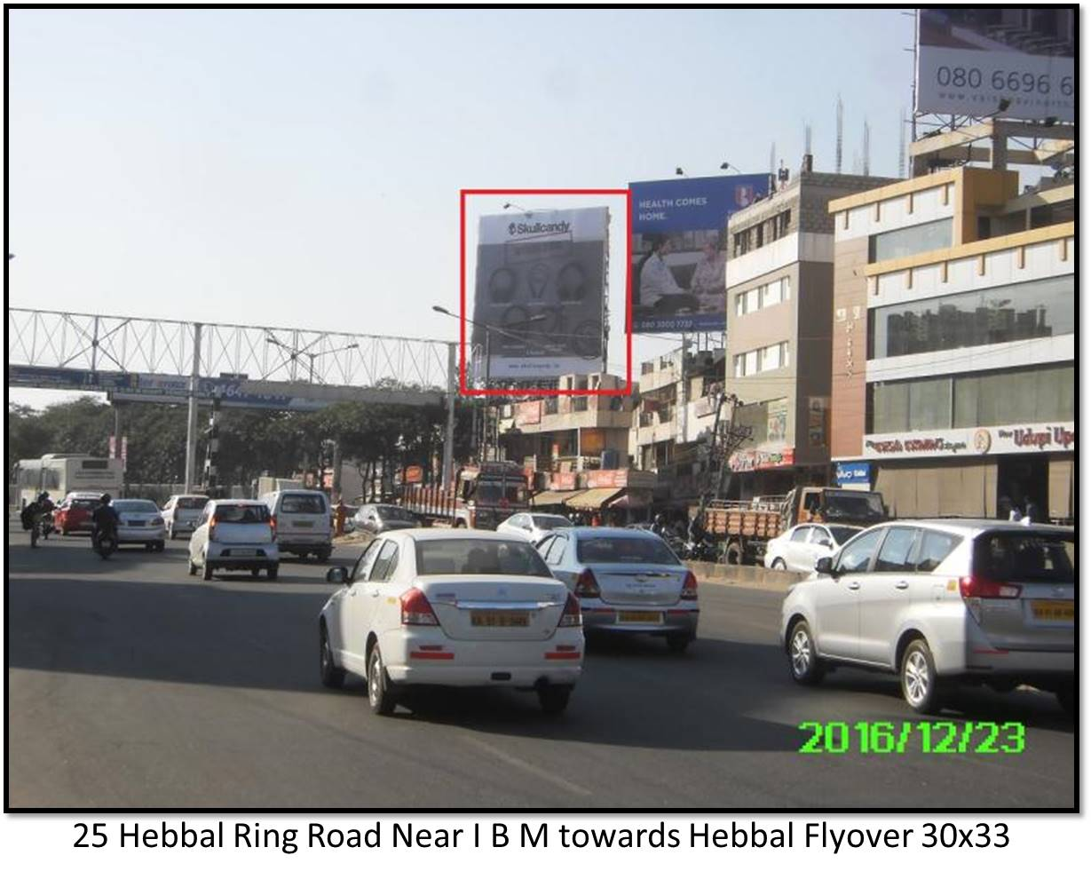 Hebbal Ring Road Near I B M, Bengaluru
