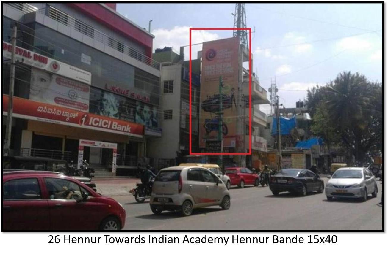 Hennur Indian Academy Hennur Bande, Bengaluru