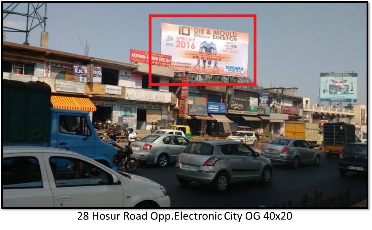 Hosur Road Opp.Electronic City, Bengaluru