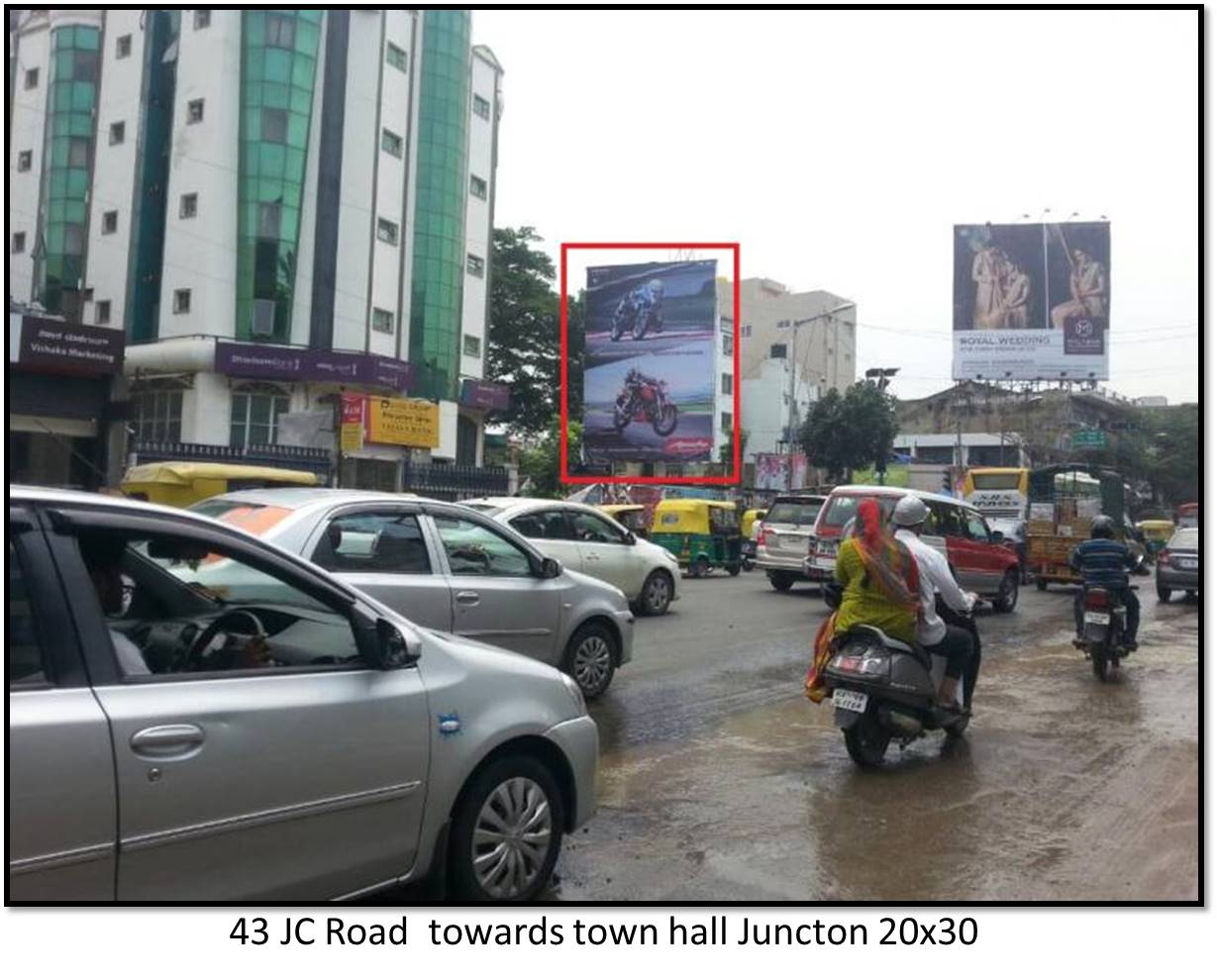 JC Road, Bengaluru