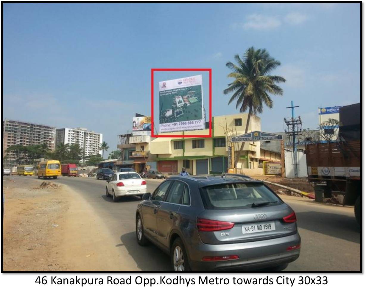 Kanakpura Road Opp.Kodhys Metro, Bengaluru