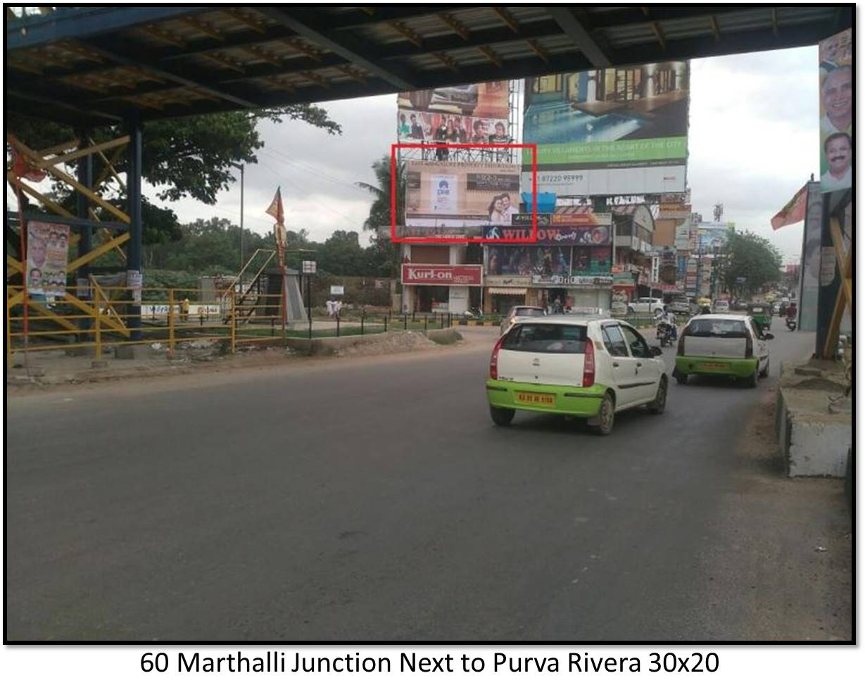 Marathahalli Junction Next to Purva Rivera, Bengaluru