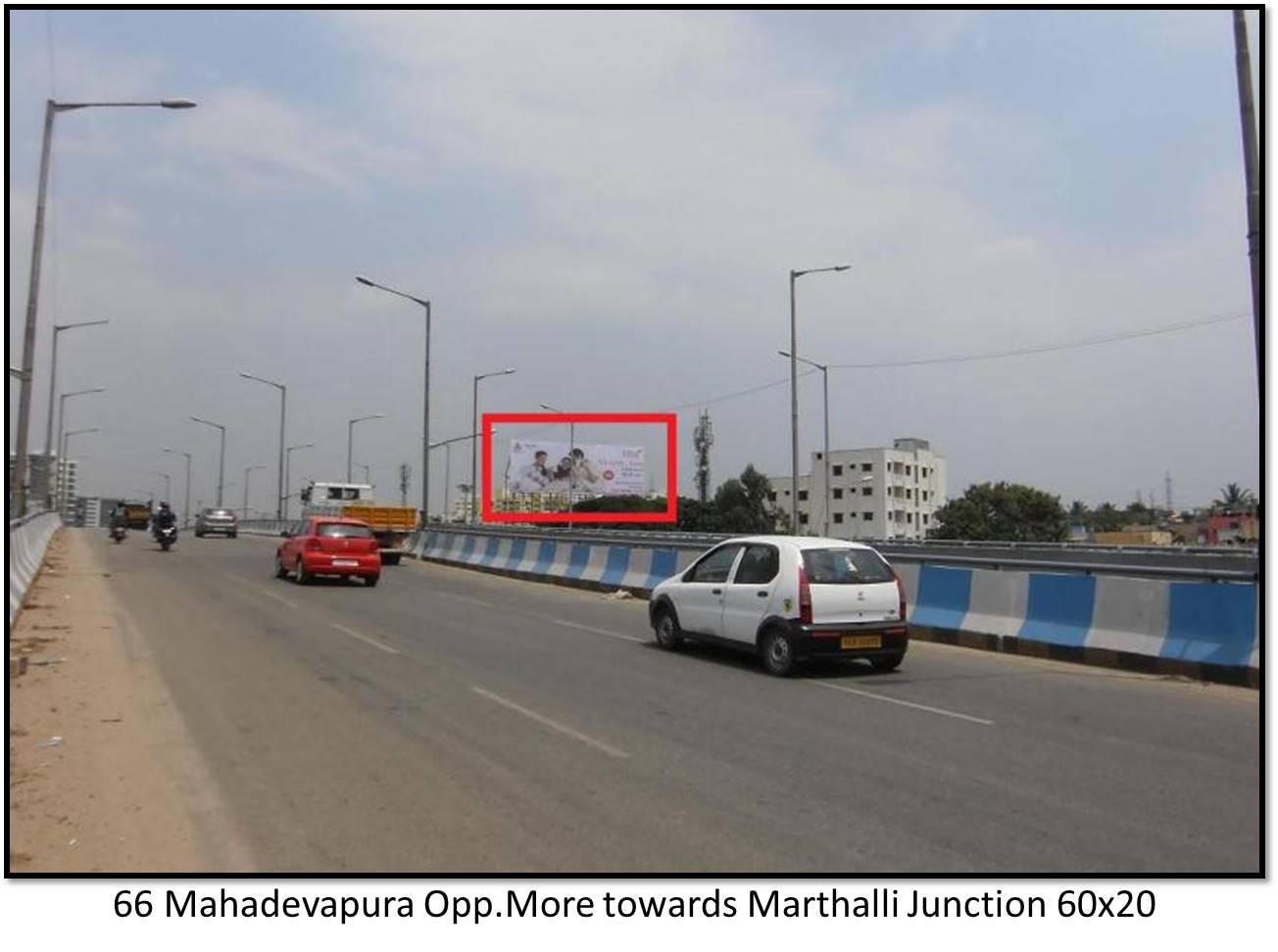 Mahadevapura Opp.More, Bengaluru