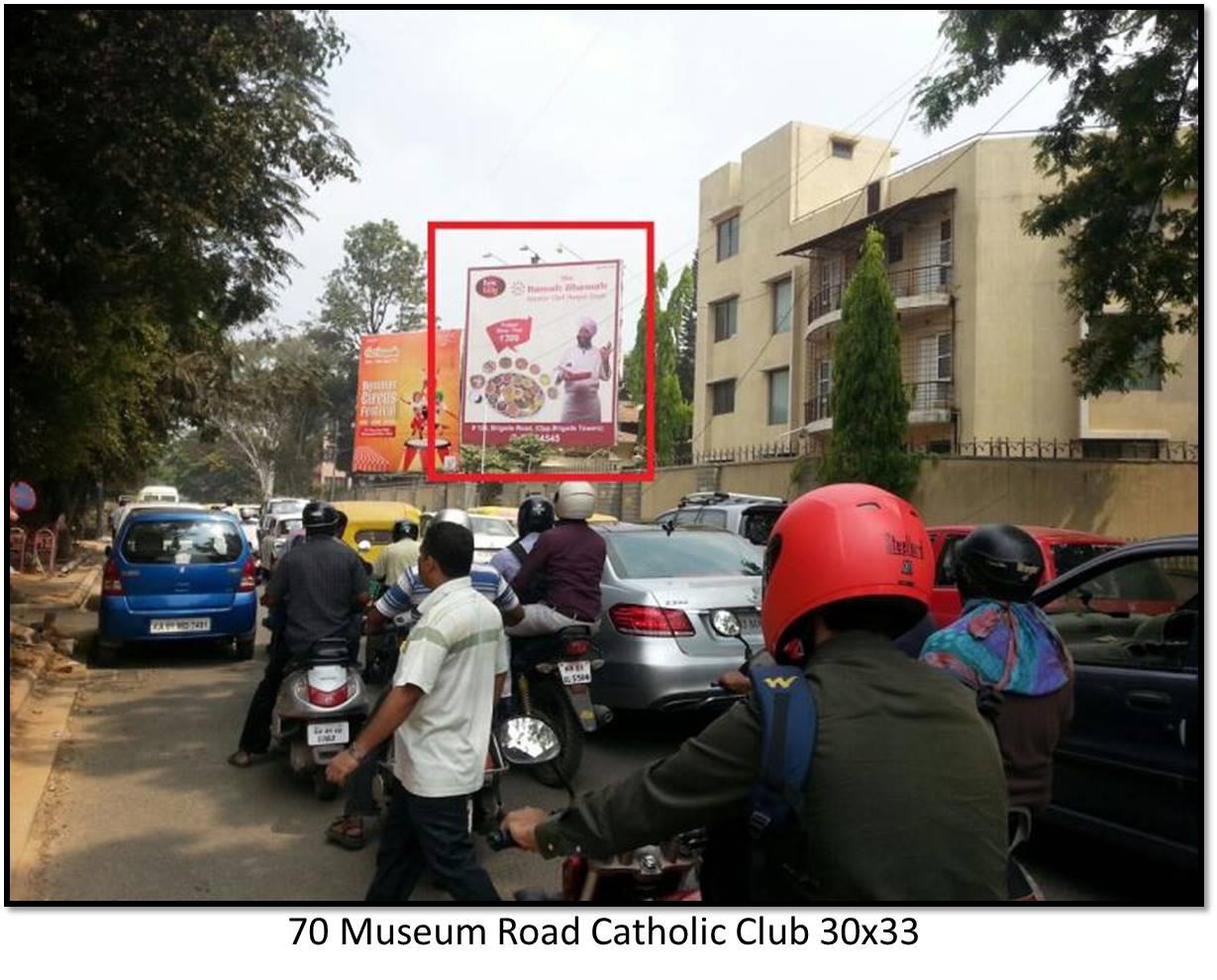 Museum Road Catholic Club, Bengaluru