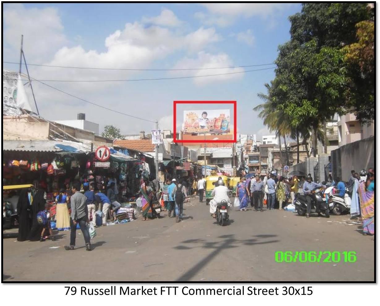 Russell Market, Bengaluru