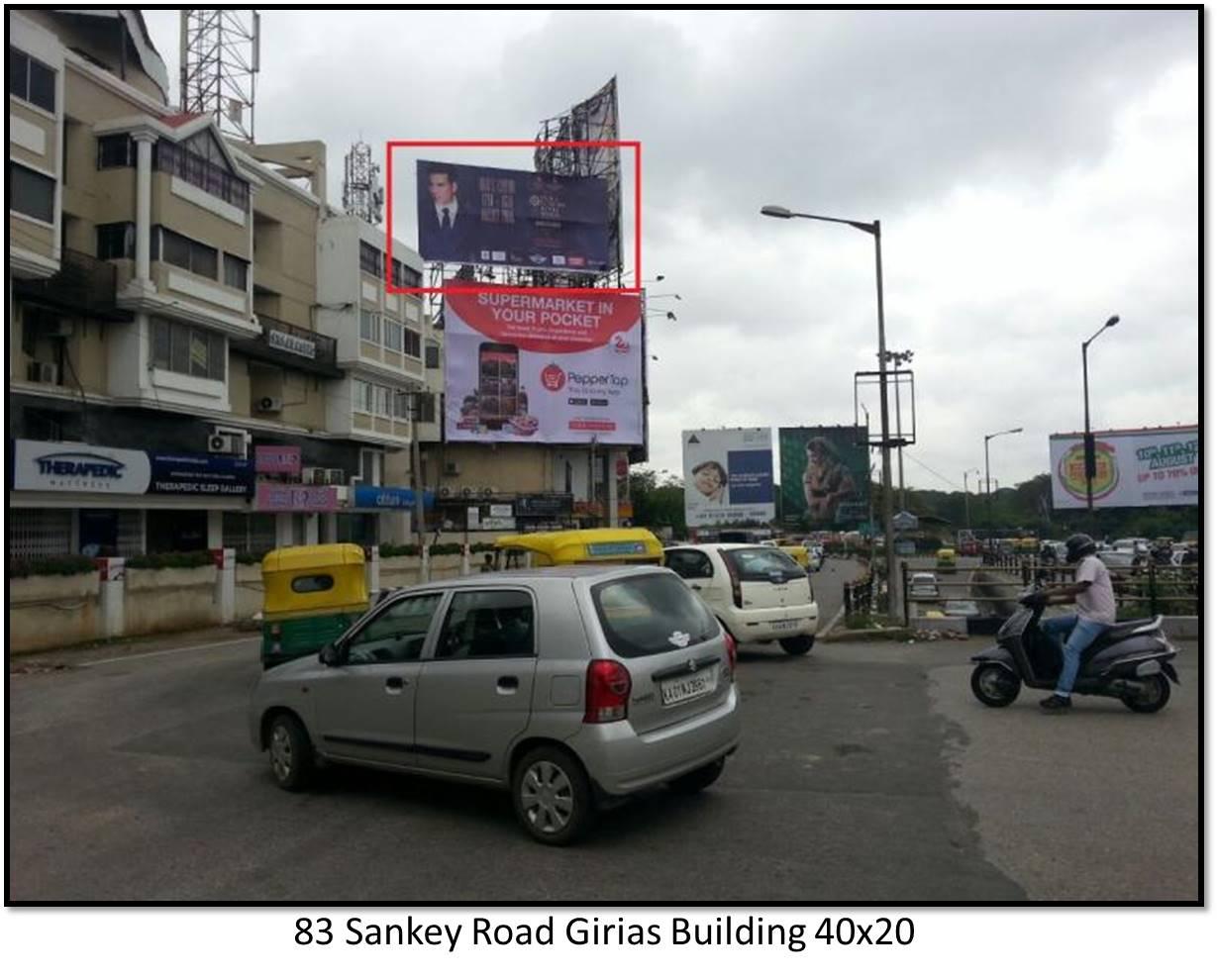 Sankey Road Girias Building, Bengaluru