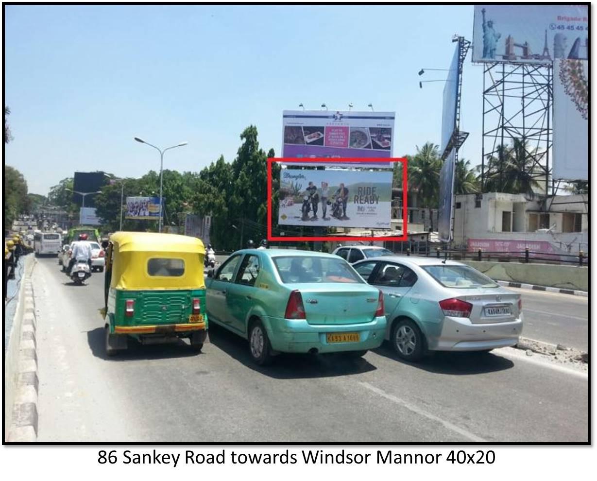 Sankey Road, Bengaluru