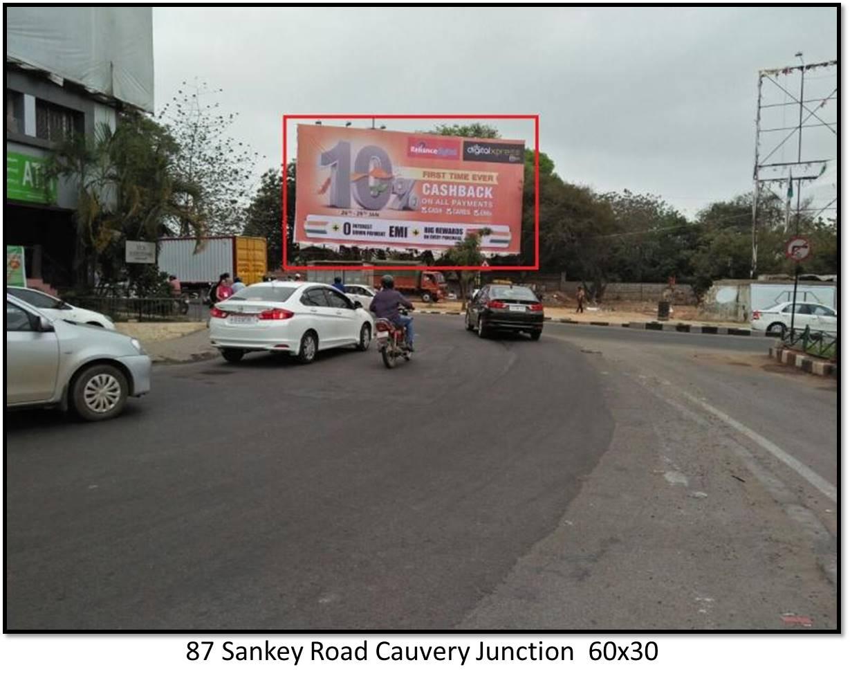 Sankey Road Cauvery Junction, Bengaluru