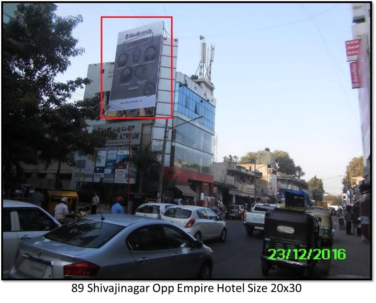 Shivajinagar Opp Empire Hotel, Bengaluru