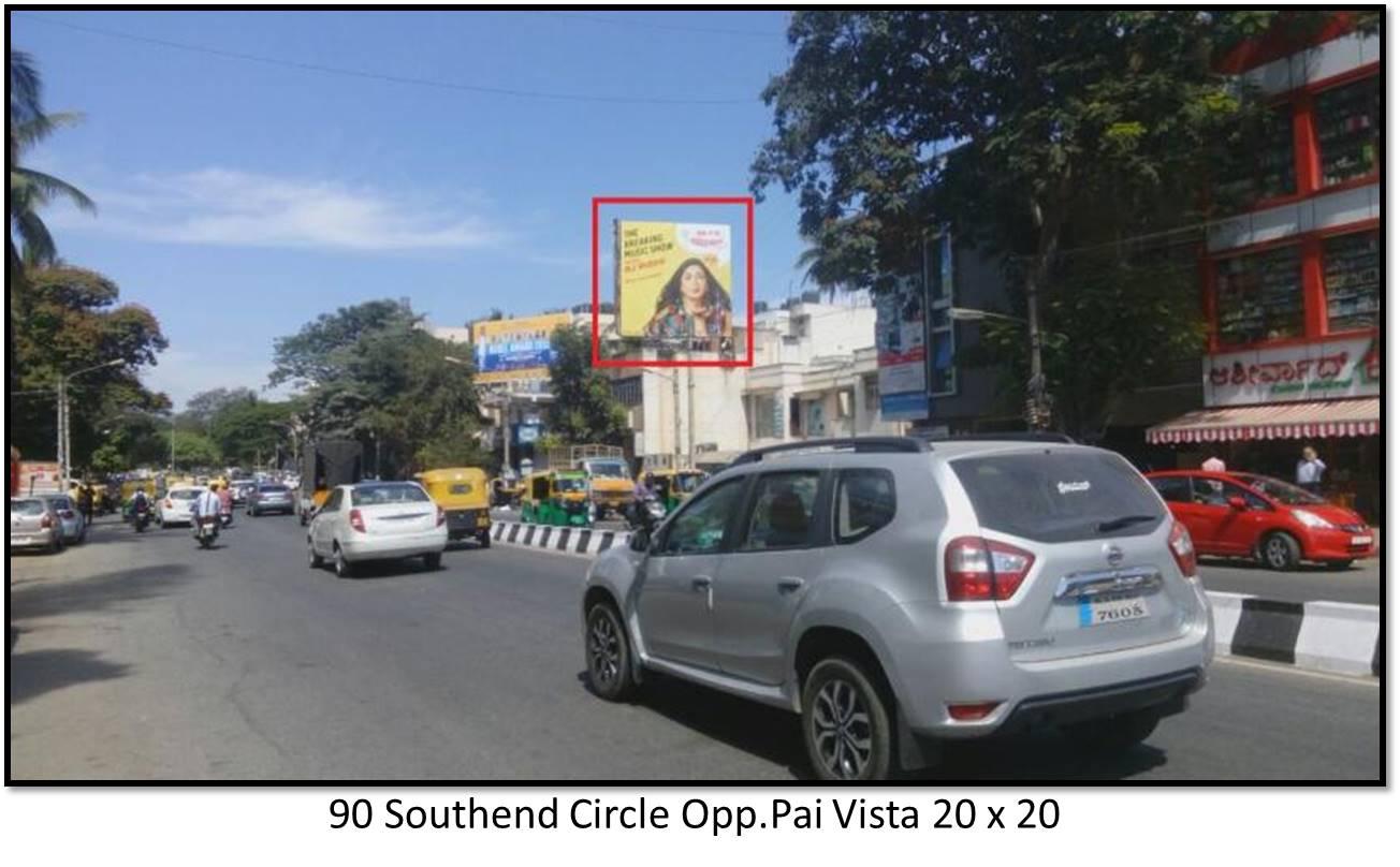 Southend Circle Opp. Pai Vista, Bengaluru