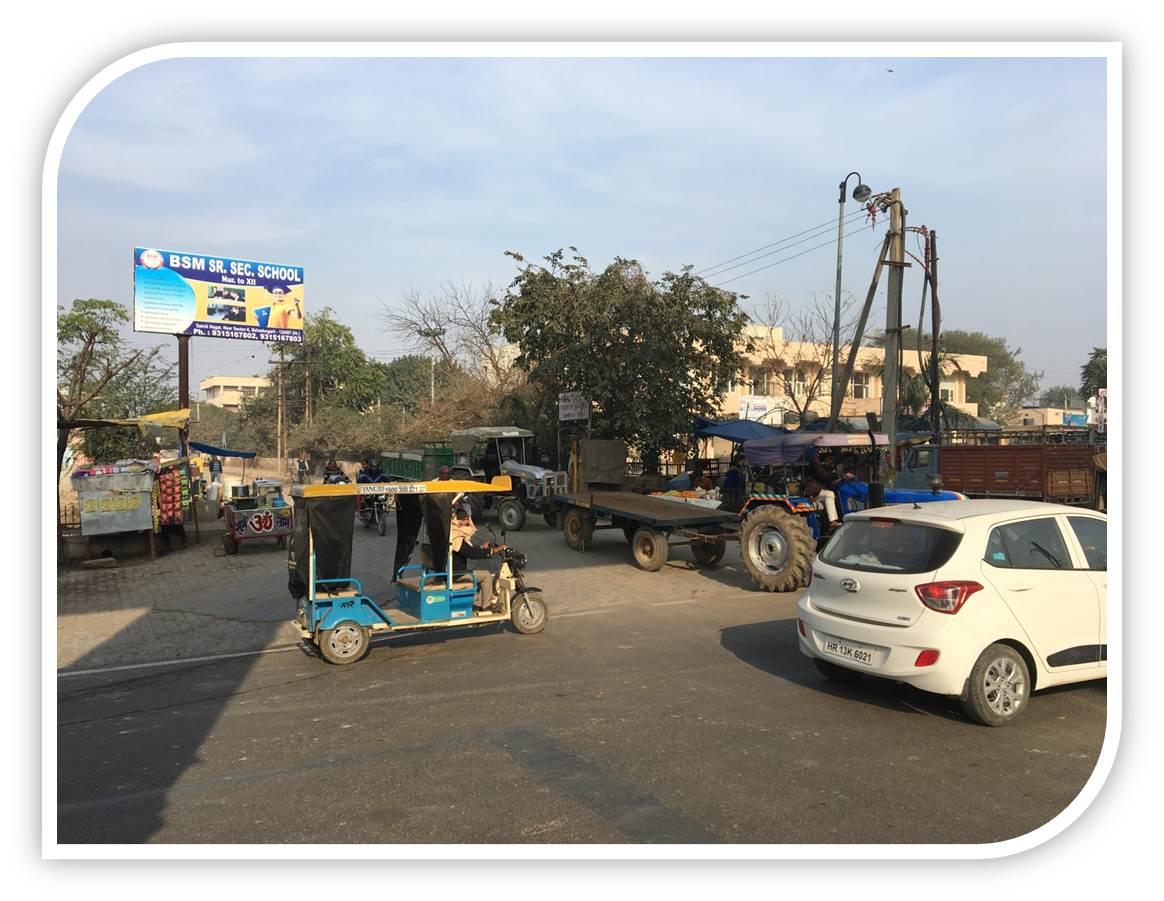 Civil Market, Bahadurgarh