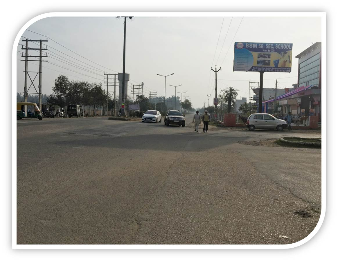 City Palace, Bahadurgarh