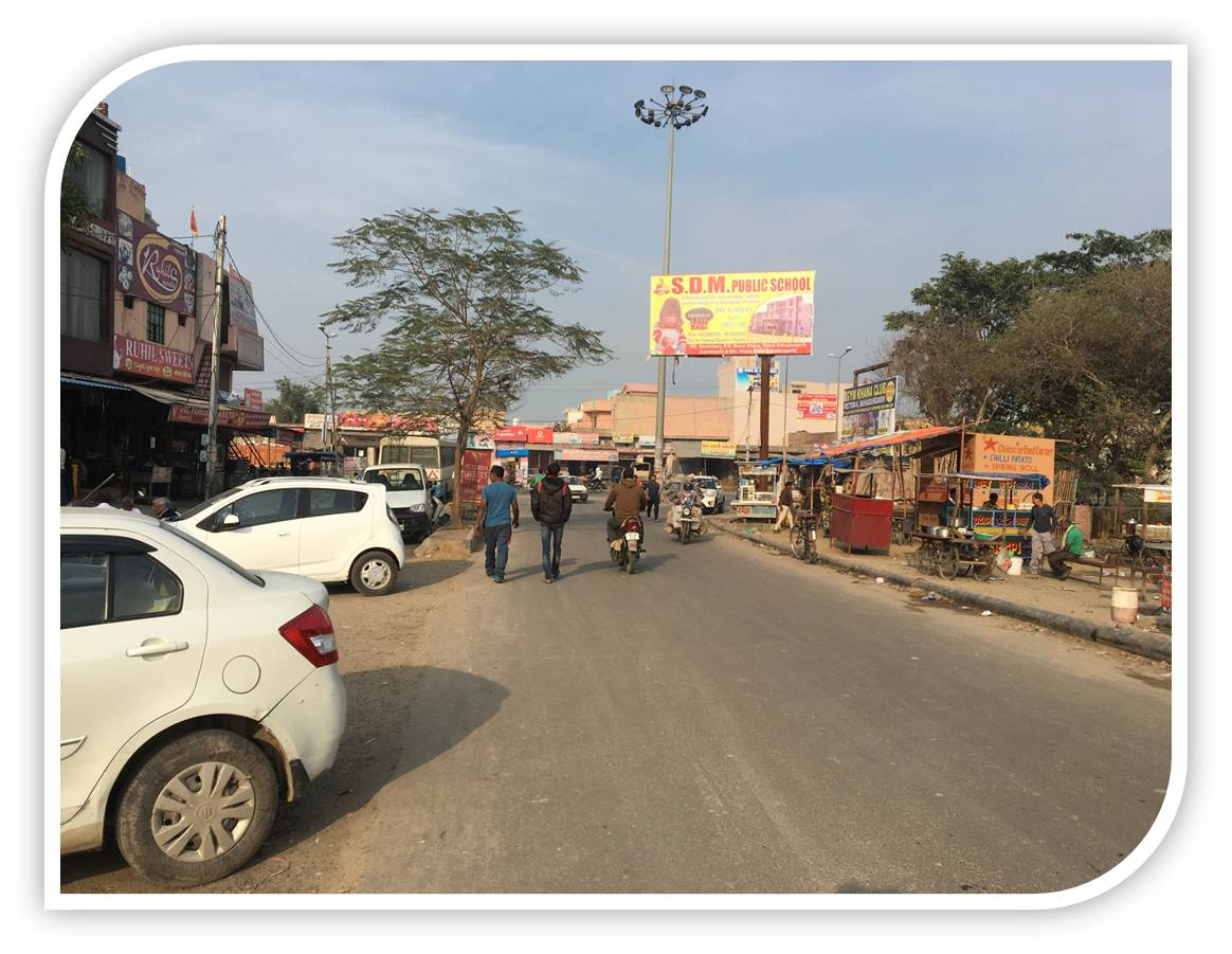 Main Chowk Patel Nagar, Bahadurgarh