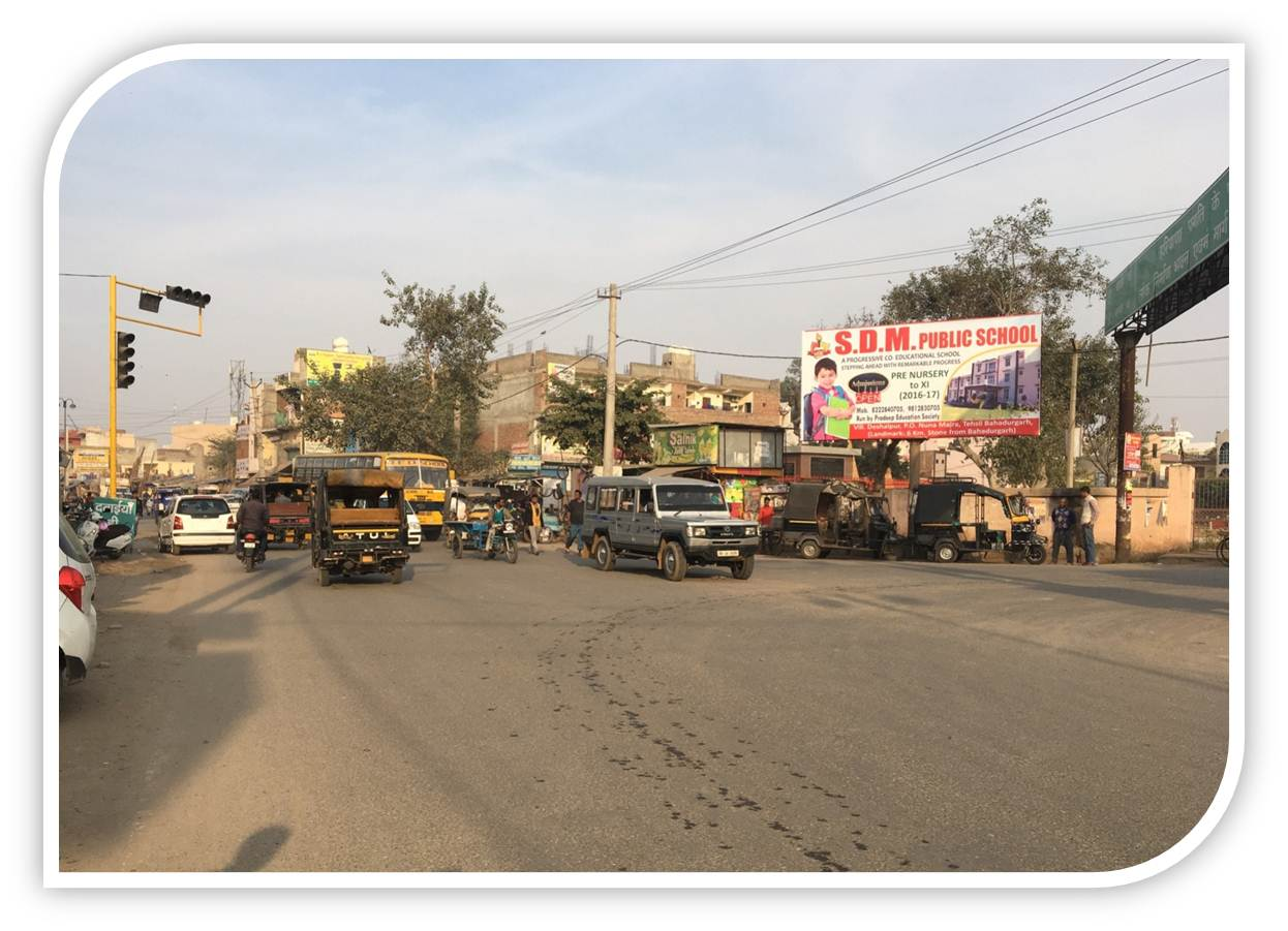 Red Light Sabzi Mandi, Bahadurgarh