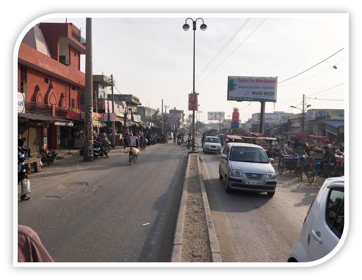 Manav Chowk Rd, Bahadurgarh