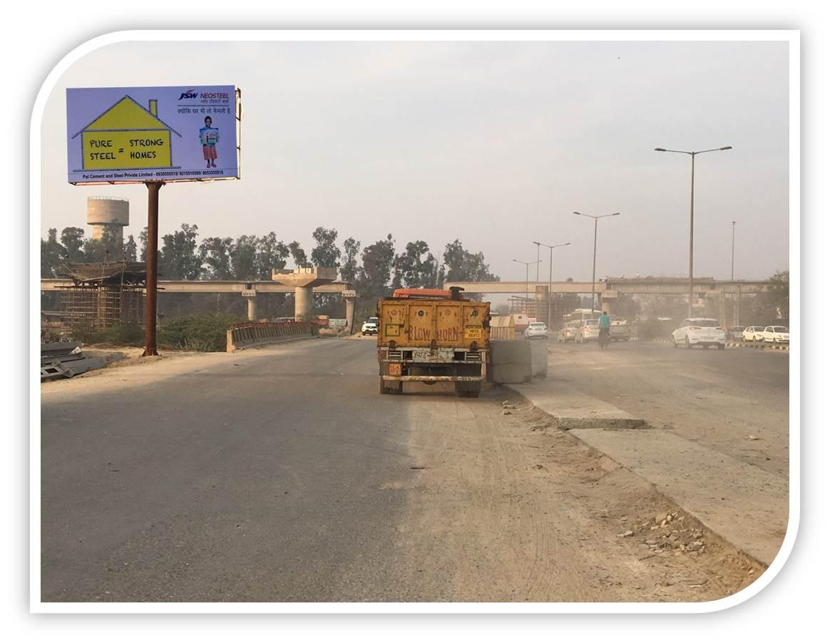 Delhi Rd Metro Stn., Bahadurgarh